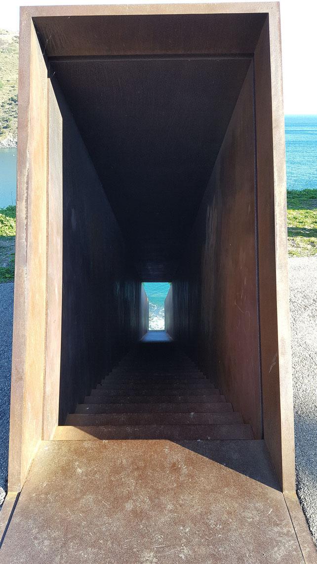 Denkmal Walter Benjamin