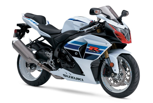 2013 Suzuki GSX-R1000 1 Million commemorative Edition
