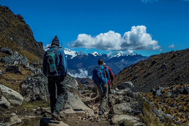 Von Lodge zu Lodge in Peru: Trekking Salkantay mit PERUline