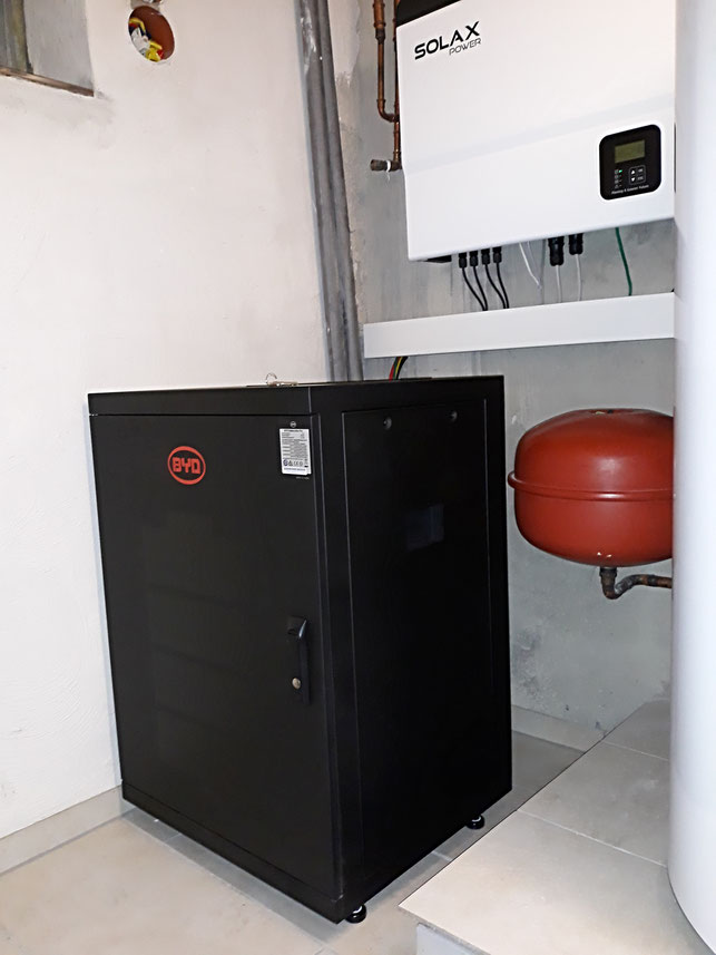 BYD B-Box 2,5 -10 kW