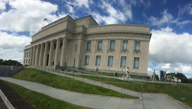 Musée d'Auckland