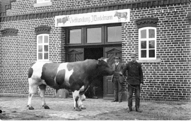 Viehhändler Budelmann 1938 6