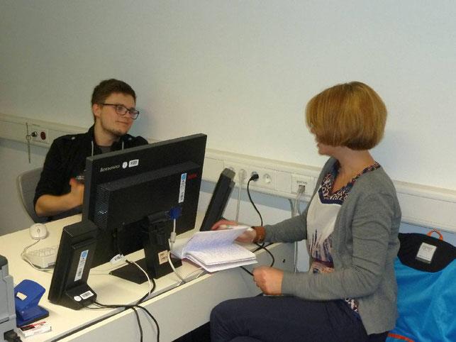 Projekt Finanzchecker - Interview mit einer Redakteurin der Nürnberger Nachrichten