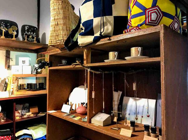 須賀川市 かもめ舎 北欧ビンテージ&café