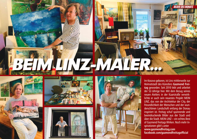 LINZA stadtmagazin # 25 - Winter 2020