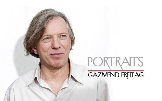Gazmend Freitag: Portraits