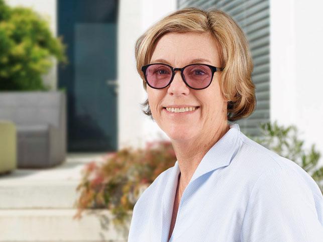 Brille mit Migräne Filter, Schutz vor Kunstlicht, Neonlicht  und Computerlicht