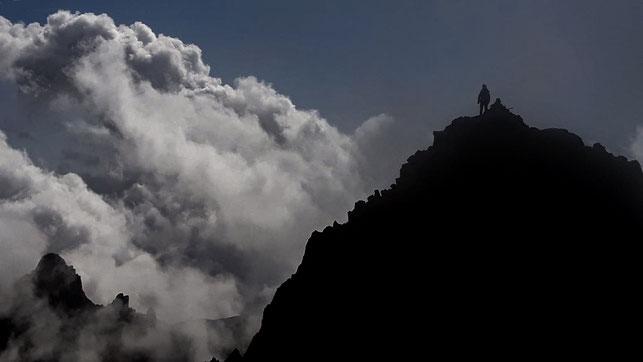 sommet mercantour randonnée