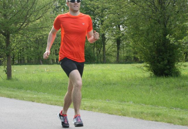 Laufbekleidung bzw. Funktionskleidung für das Laufen