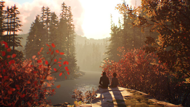 Life is Strange, Life is Strange 2, Dontnod Entertainment, Square Enix, Sequel, Unreal Engine 4, Episoden, Episode, Adventure, Before The Storm, Captain Spirit, Game Pass, Xbox, PS4, Playstation, Mount Rainier, Sean Diaz, Daniel, Seattle, Mexiko, Orgeon