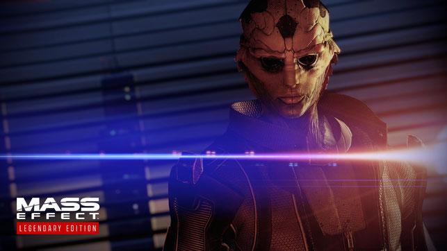 Thane, einer der Companions aus Mass Effect 2 von Bioware