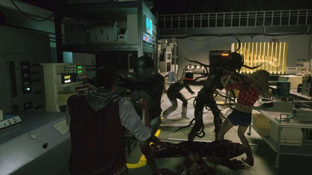 Resident Evil 3, Capcom, Raccoon City, Jill Valentine, Carlos Oliveira, Zombies, Nemesis, Mikhail, Nicholai, Hunter, Brad Vickers, Resistance, RE Engine, Survival, Horror, Remake, T-Virus, Umbrella, Tyrell, UBCS, S.T.A.R.S., Branagh, Survivor, Mastermind