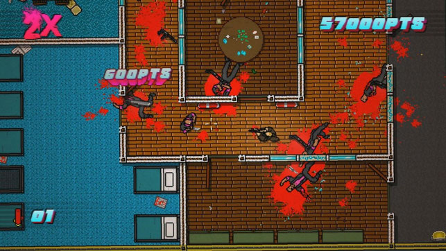 Hotline Miami, Hotline Miami 2, Devolver Digital, 80s, Dennaton, Abstraction, PhyreEnginge, Game Maker, Wave, Synth, Biker, Söderström, Jacket, Wrong Number, Switch, Vita