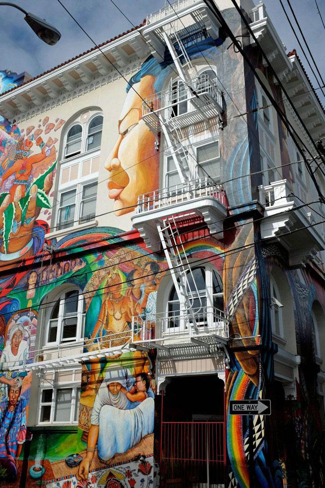 Tipps Mission San Francisco