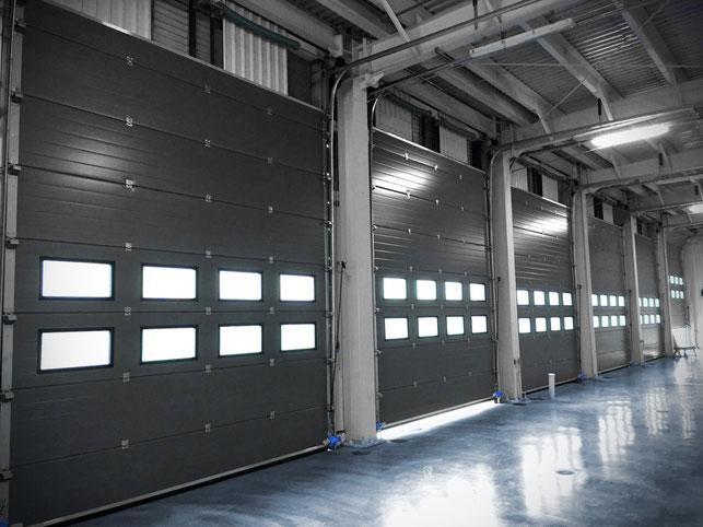 Prüfung und Wartung an Kraftbetätigten Industrietoren gemäß ASR A1.7