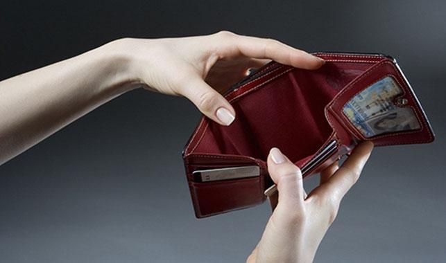 должник, кредиты, долги,  нищий, банкрот,  нет денег,  пустой кошелек,  бедный,  нищета,  голод, безденежье