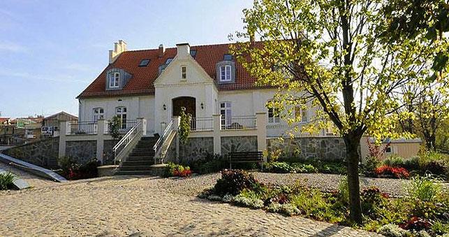 Gutshaus Parin, Biohotel, Ostsee