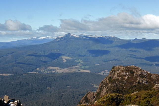 Mount Barrow with Ben Lomond behind