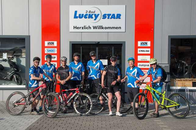 Bike Team - Lucky Star Sargans