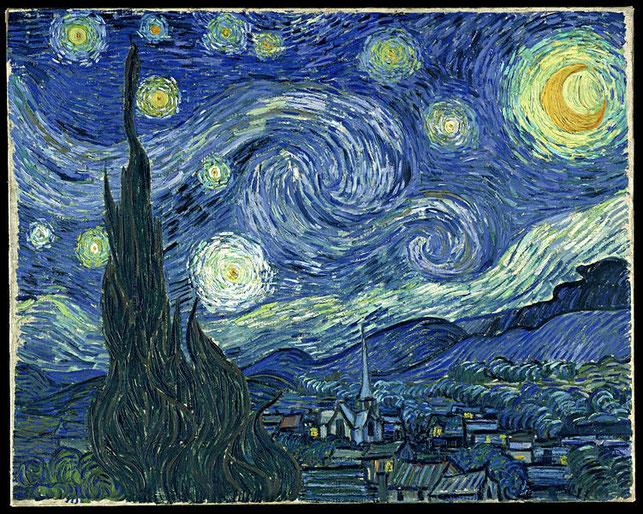 Las obras de Van Gogh y el posimpresionismo