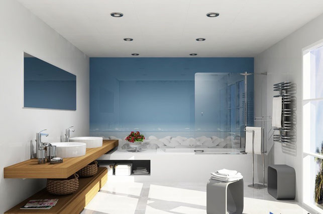 3D Interior Design - Bathroom