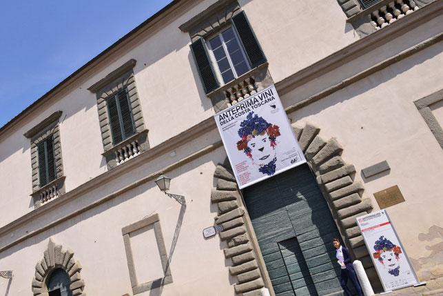 Anteprima Vini della Costa Toscana, Lucca, Etesiaca, itinerari di vino, Toscana