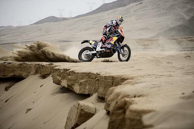 Cyril Despres KTM 450 Rally