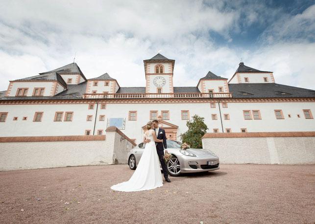 Jagdschloss Augustusburg Sachsen, Schloss Augustusburg Hochzeit