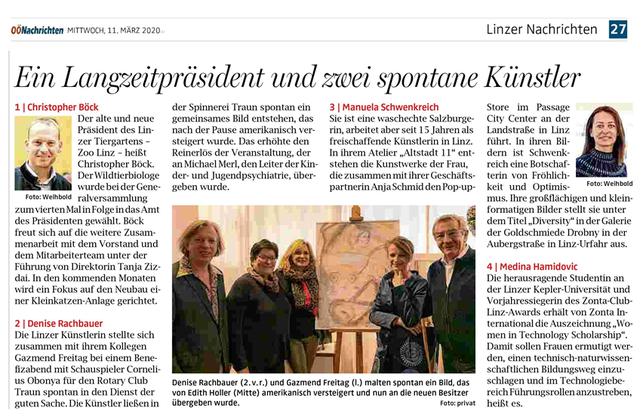 OÖNachrichten, 11.03.2020