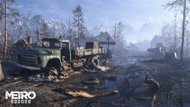 Metro Exodus, Metro 2033, Metro: Last Light, Artjom, 4A Games, Deep Silver, Koch Media, Endzeit, Russland, Dmitri Gluchowski, Metro, Humanimals, Anna, Ark, Aurora, Gamescom, First Person Shooter, Single Player, Story, Moskau