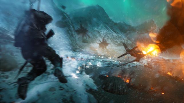 Battlefield, EA, Electronic Arts, Dice, Frostbite, Battlefield V, Battlefield 5, Zweiter Weltkrieg, WW2, Feuersturm, Battle Royale, Kriegsgeschichten, War Stories, Online, FPS