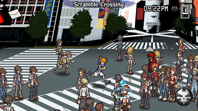 The World Ends With You, Final Remix, Square Enix, Tokio, Japan, Nintendo, Switch, Neku, Reaper, Shibuya, Pin, Shiki, DS