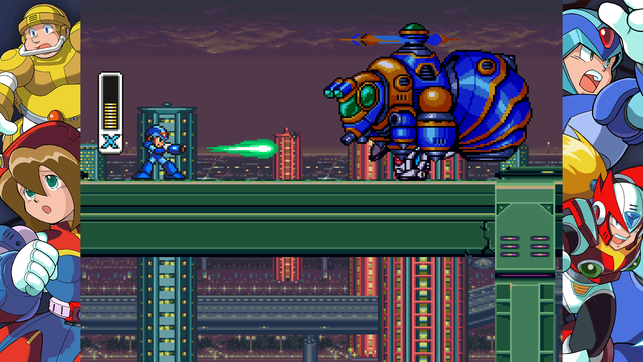 Mega Man, Mega Man X, Rockman, Zero, Sigma, Light, Capcom, SNES, Super Nintendo, Collection, X Buster, Dr. Cain, Maverick, Vile, Virus, X, Sub-Tank, Wily, Reploid