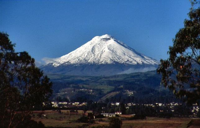 Die Besteigung des Cotopaxis mit ECUADORline