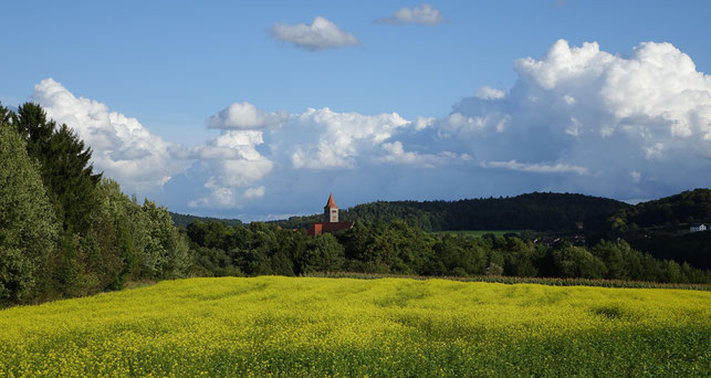 Urlaub In der Oberpfalz, Wandern, Fahrradfahren, Klettern, Kanu fahren, Golf, schwimmen, Natur, Wald, erholen entspannen genießen