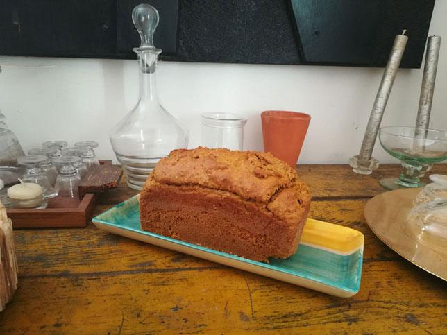 recette de cake au potimarron pour court circuit buech hautes alpes