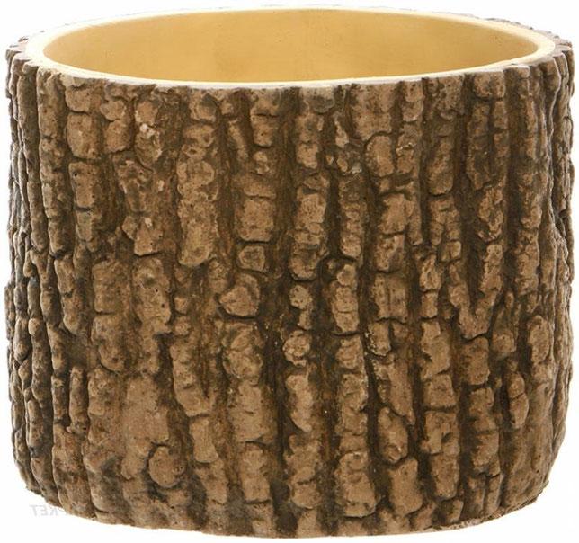 кашпо из дерева,кашпо деревянное,клумба деревянная,кашпо клумба из пня,массив дерева