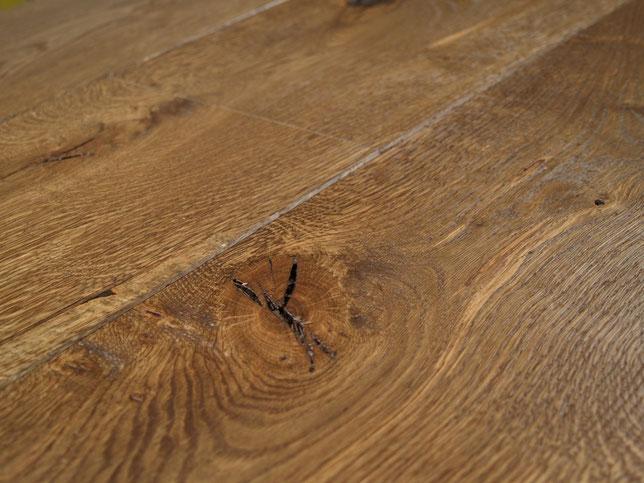 шпунтованная строганая доска сухая из дуба толщина 40мм для пола,массив дуба,доска дуба,слэб из дуба