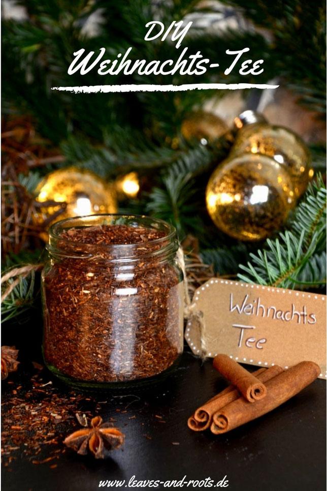 DIY Weihnachts Tee