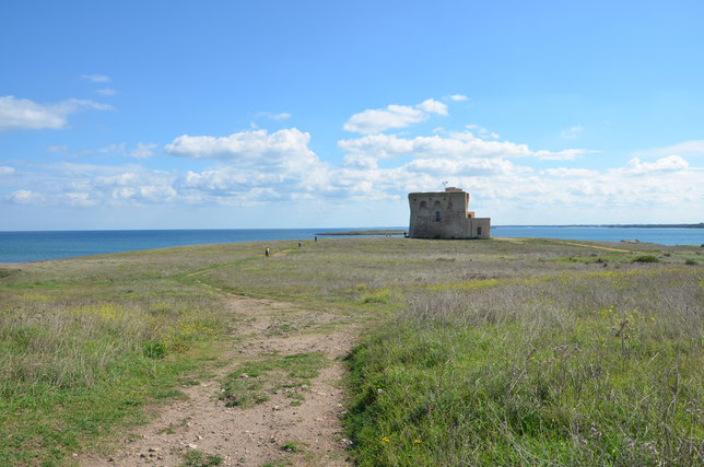 Torre Guaceto Copyright Apulia Slow Travel