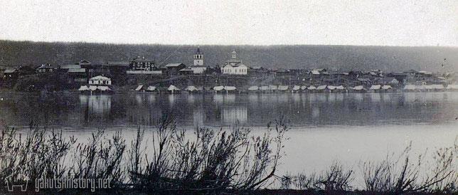 Панорама Витима.