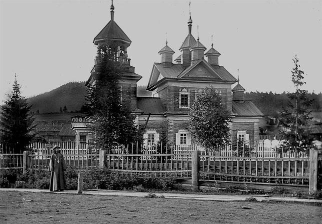 Усть-Кутский Спасский храм