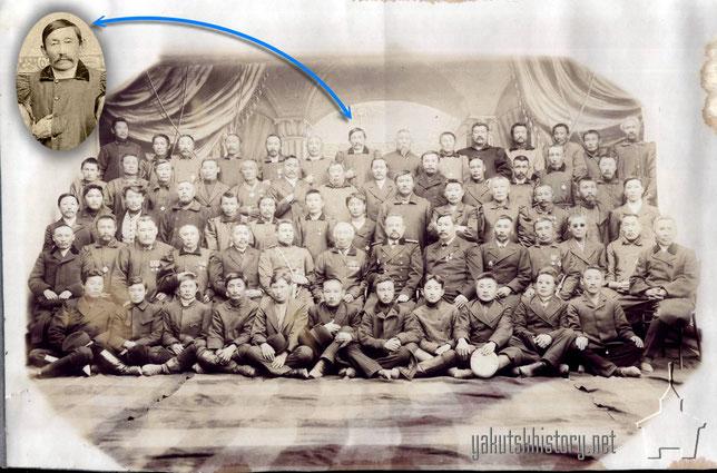 Ф.М. Слепцов - участник исторического инородческого съезда 1912 г.