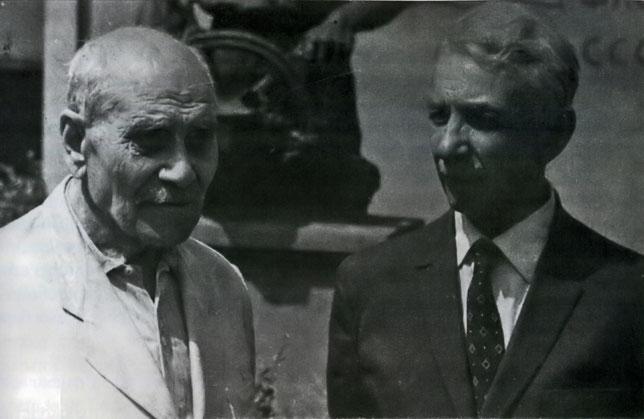 Н.С. Горовацкий и С.А. Бочек