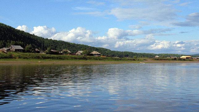 Деревня Вешнякова. Фото Алексея Зуева
