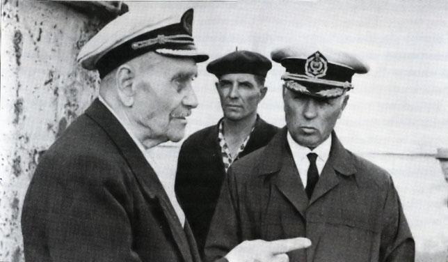 Н. С. Горовацкий с П.Н. Ивановым
