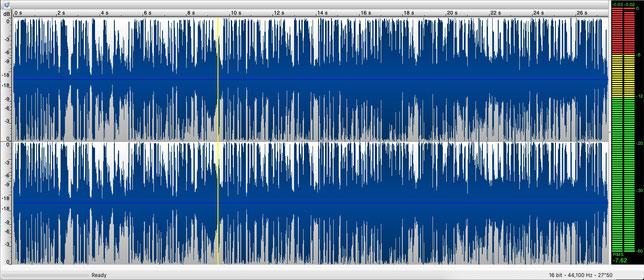 Spot radio: LRA 2.2 | -7.6 LKFS | -0.8 dBFS