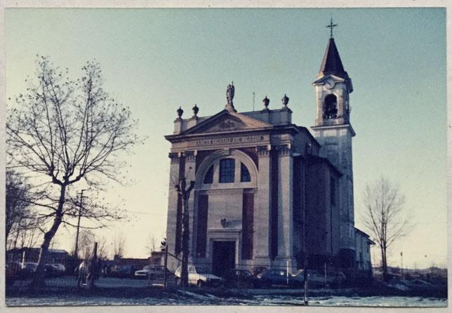 Iglesia de Marengo, Italia