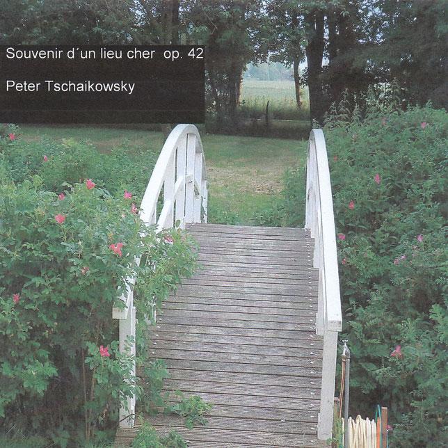 CD: Meditaton, Scherzo, Melodie, Melancholische Serenade op. 26, Andante cantabile op. 11