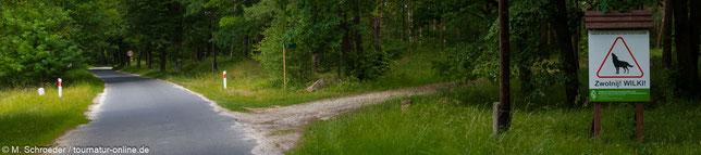 Niederschlesische Heide und Muskauer mit dem Wohnmobil
